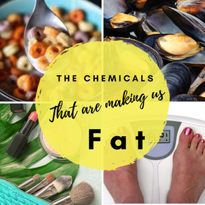 The Chemicals That Are Making Us Fat!