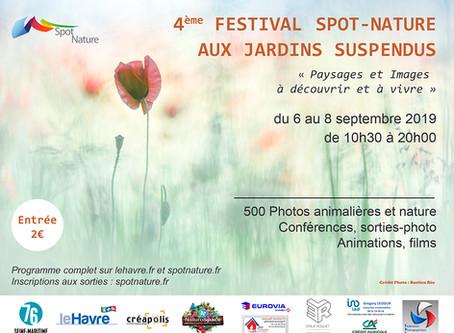 Festival SPOT-NATURE au Havre