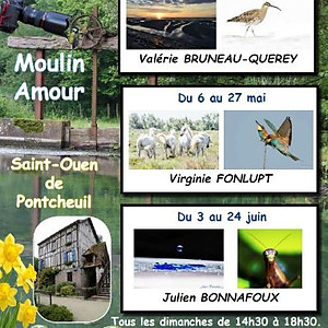 EXPOSITION MOULIN AMOUR 2017