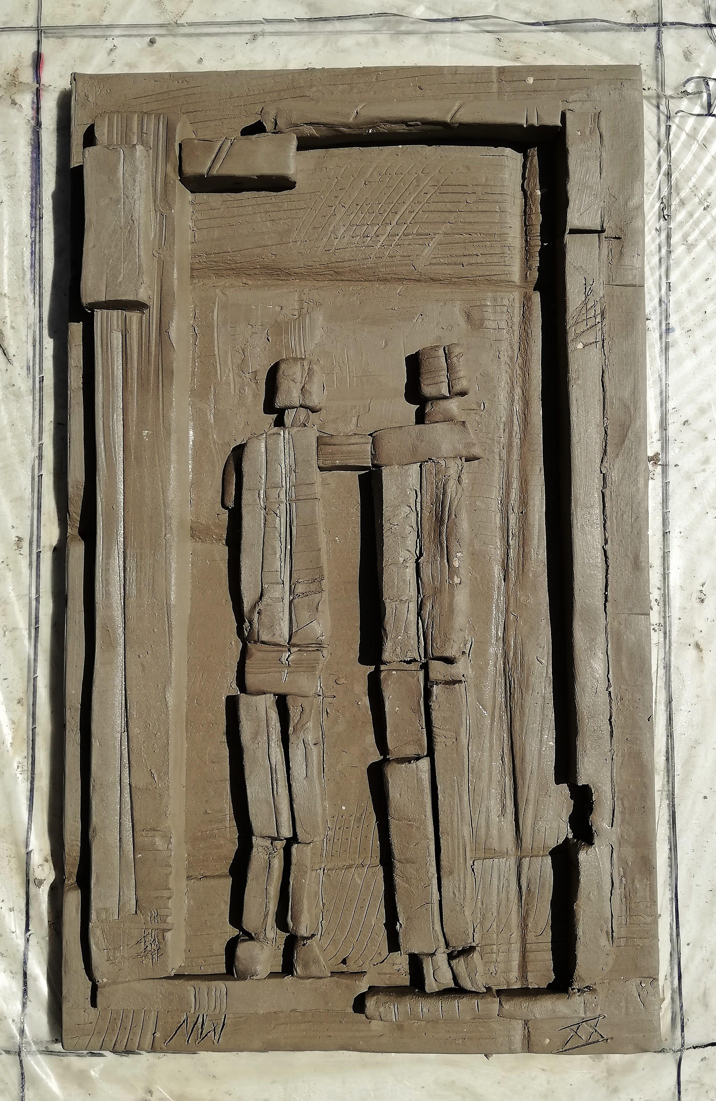Domestic Interior Cast Relief IV