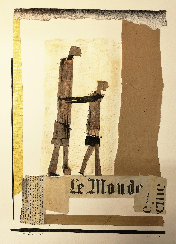 Domestic Interior VII (Le Monde)