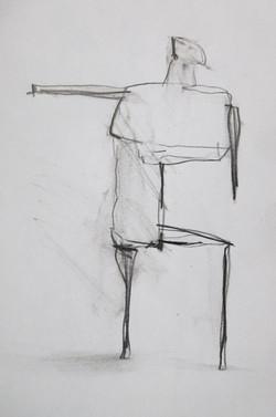stading figure