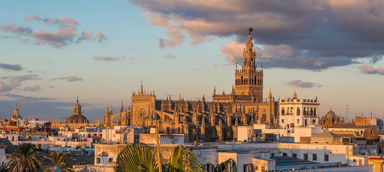 Nos encontramos en Sevilla