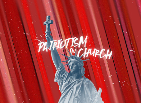 Is It OK to Acknowledge Patriotic Holidays in Church?