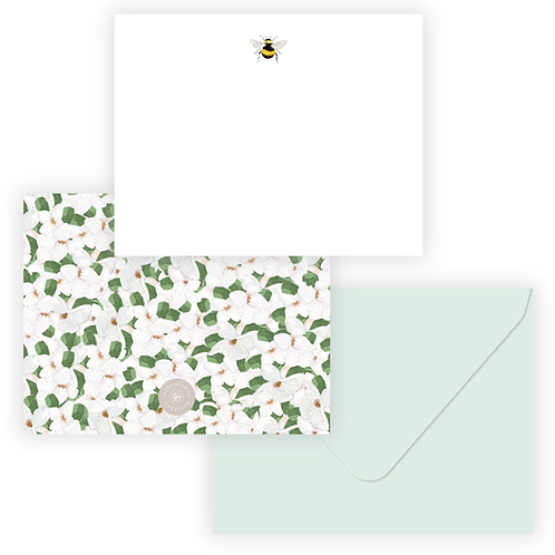 Busy Bee Stationery Set