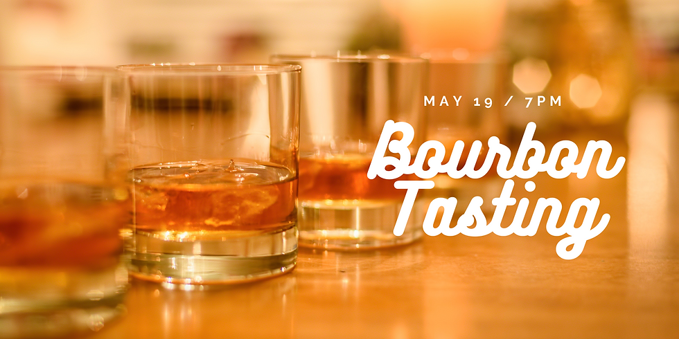 Rare Bourbon Tasting