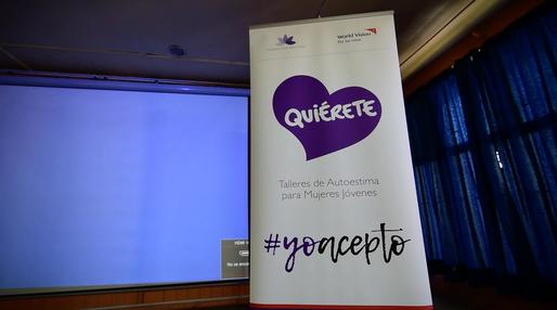 World Vision Chile: Quiérete