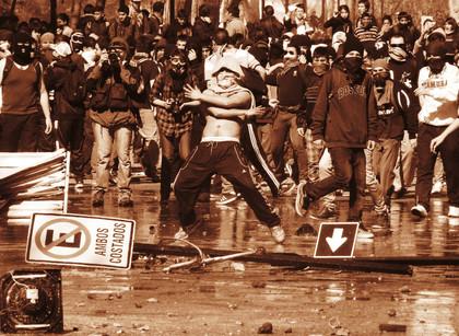 Movimientos Sociales  / SERIE FOTOGRÁFICA