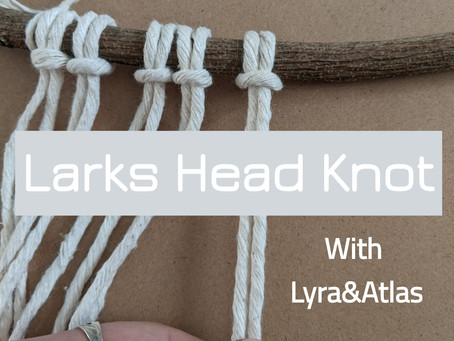 Larks Head Tutorial