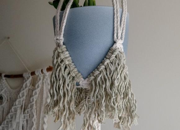 Nettle Fringe Plant Hanger