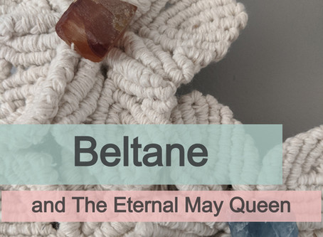 Beltane and The May Queen, Crieddylad