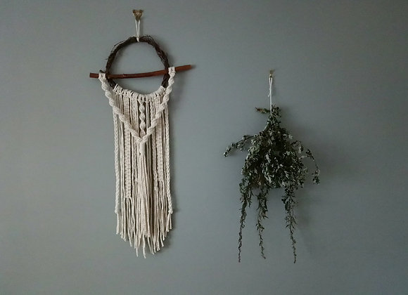 Birch and Willow - Wall Hanging