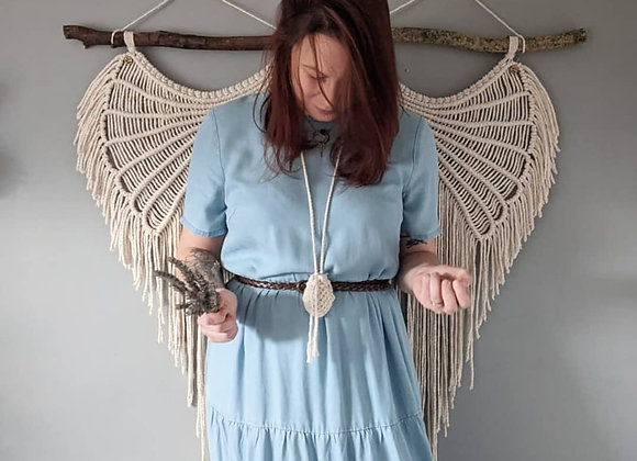 Macrame Wings (pair)