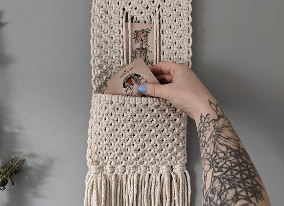Card Display Pouch