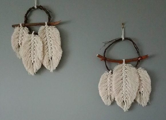 Feather - Wall Hanging