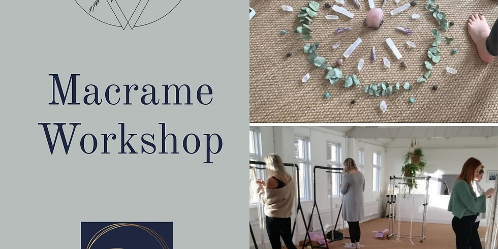 Family Macrame Workshop