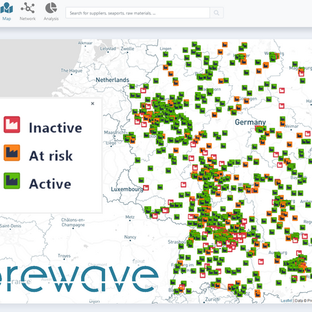 Vienna-based startup Prewave offers live monitoring for supply chain disruptions caused by COVID-19