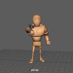 Firing Animation