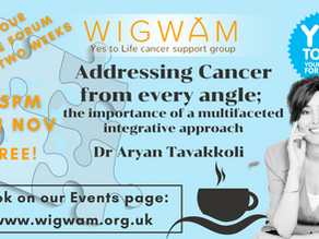 Next Forum Addressing cancer from every angle: the importance of a multifaceted integrative approach