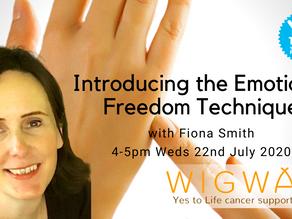 New Online Forum: Emotional Freedom Technique