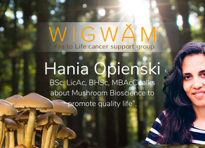 Mushroom Bioscience to promote quality of life Online Forum