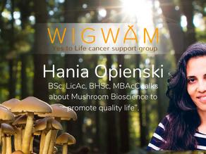 Mushroom Bioscience to promote quality of life Online Forum