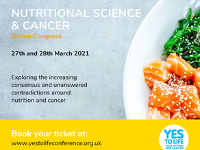 Nutritional Science and Cancer Congress – 27-28 March
