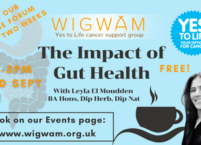 Join us at our next Forum: 'The Impact of Gut Health'
