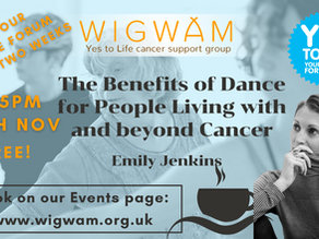 'I'm intrigued!' Our next Forum looks at dance and cancer