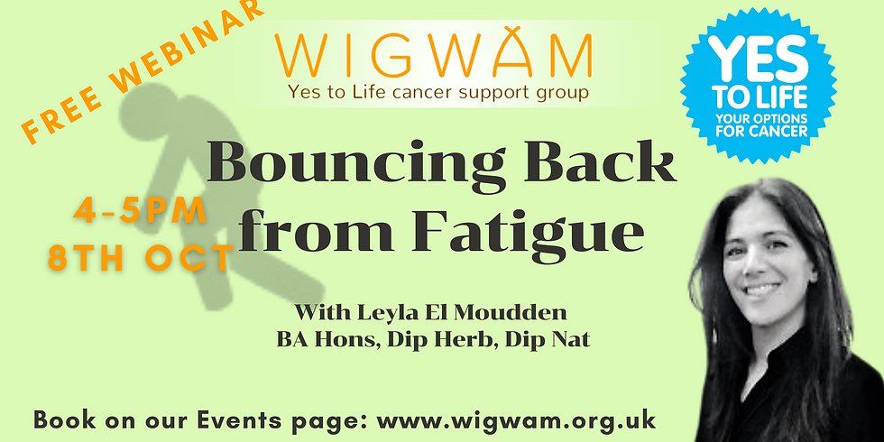 Bouncing back from fatigue