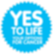 Yes to Life logo exclucing URL #00b8f1.p