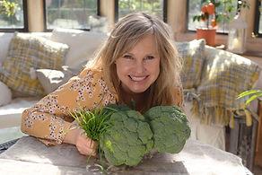 britt with broccoli.jpeg