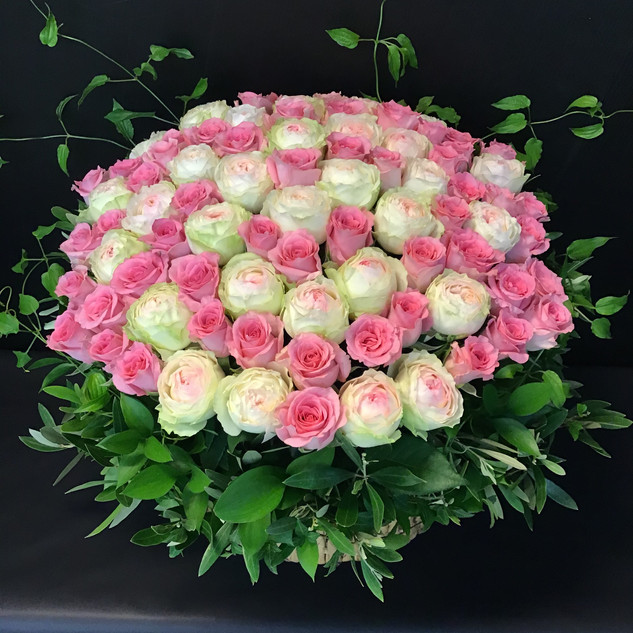 薔薇アレンジメント
