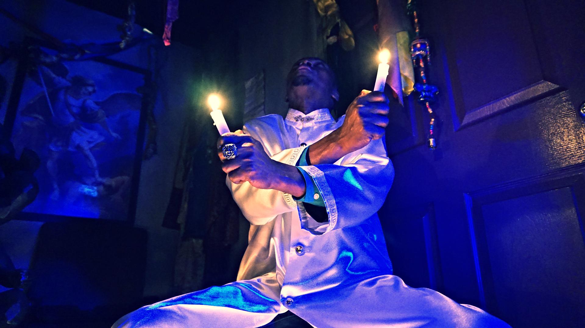 Spiritual Blessing Ceremony