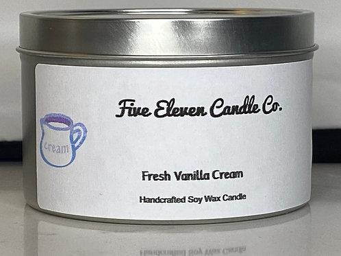 Fresh Vanilla Cream