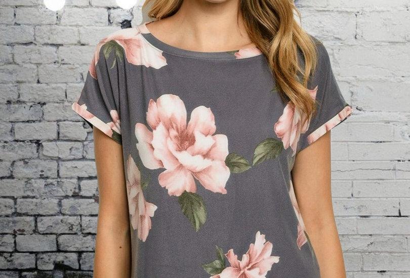 Soft Blossom Top