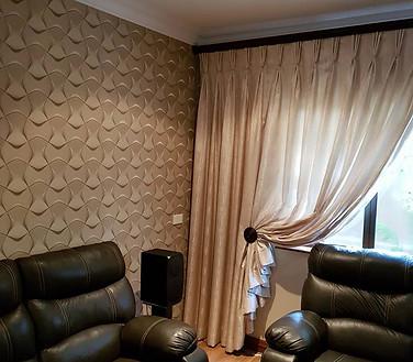 Curtains & Wallpaper