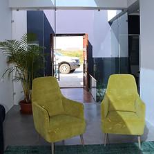 Graatjie Front Entrance