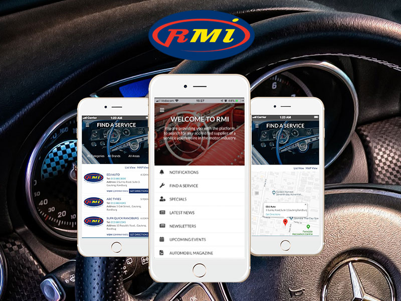 RMI Connect Mobile App