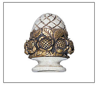 Protea finial