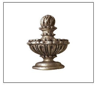 Henry finial