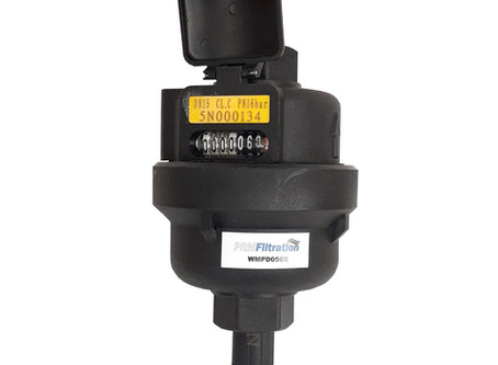 NEW! Vertical PD Water Meters