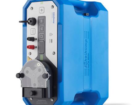 New Advanced Peristaltic Pump