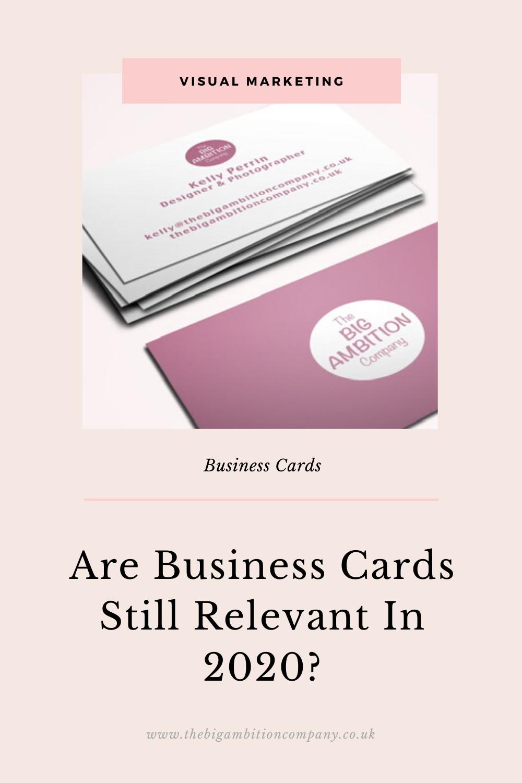 Business Cards | Design | Marketing