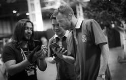 Samsung Backstage - KPerrin Photography-