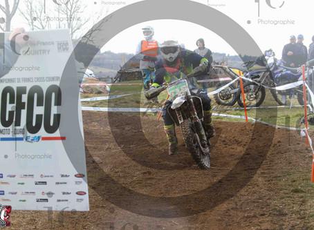 Vincent Rouquart - Husqvarna 250 FC 2018 - APCHAT