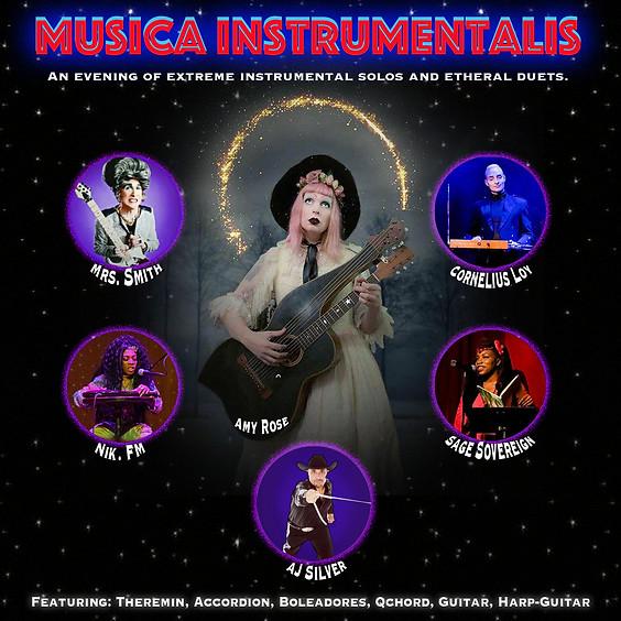 Guest Event: Musica Instrumentalis (Doors 7PM)