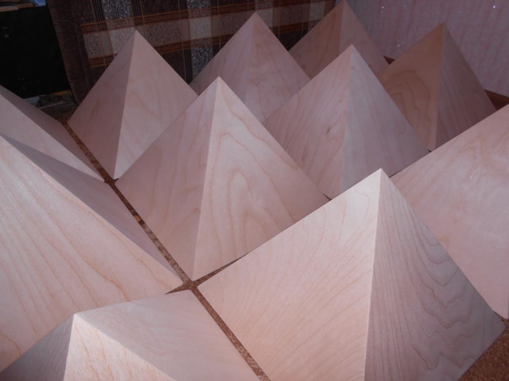 Лечение пирамидой в домашних условиях