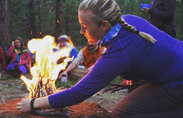 What sets your soul on fire? Is it hikin