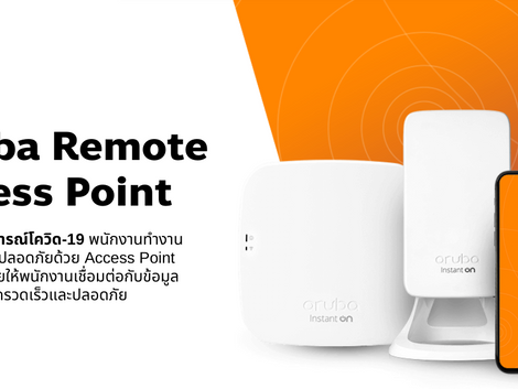 Aruba Remote Access Point